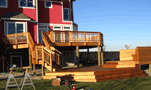 St. Croix Remodeling - Decks and Porches